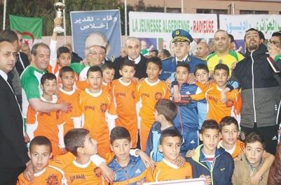 Elle a eu lieu hier au stade Maraval d'Oran: Finale du Tournoi de l'amitié
