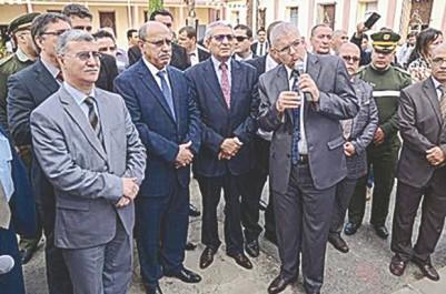 Le ministre de l'Enseignement et de la Formation professionnels l'a annoncé à Blida: Projet de loi sur la formation par l'apprentissage