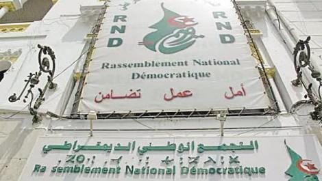 Première réunion du bureau politique sans Ouyahia : Le RND exprime «sa confiance absolue en la justice»