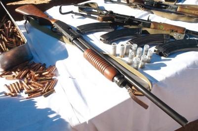 Deux individus ont été arrêtés : Découverte à Béchar d'un atelier de fabrication d'armes