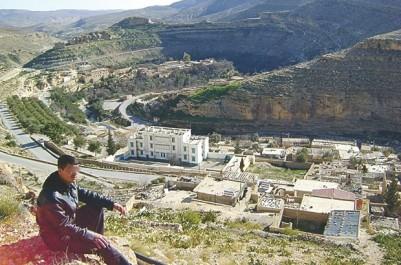 Khenchela – Taberdga : un village touristique à l'abandon