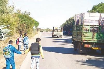 Transport scolaire en zones rurales: Un déficit de 56 bus à Mascara