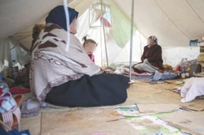 Expulsé d'un grenier par l'OPGI: Un ex-garde communal sous une tente depuis une année