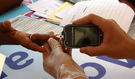 GUELMA : Inauguration d'un centre baromètre du diabète