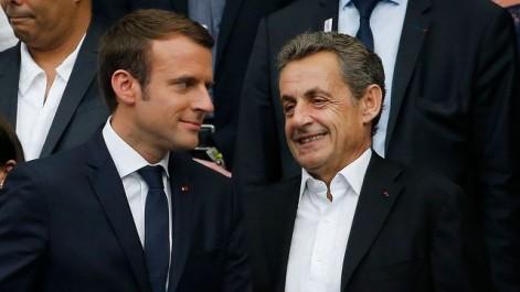 France: Sarkozy sur le quinquennat Macron  « ça va très mal se finir »