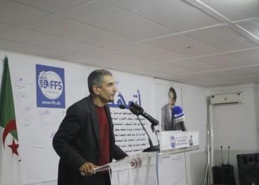 Hadj Djilani Mohamed (FFS) appelle à une mobilisation générale pour les prochaines élections locales