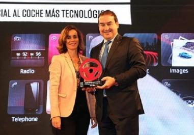 Volkswagen Group : SEAT Ibiza élue «Voiture la plus technologique»
