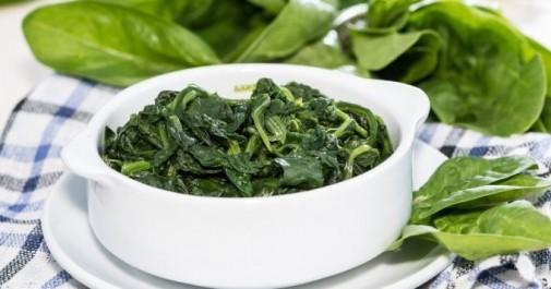 Santé: Les épinards sont-ils une excellente source de fer ?