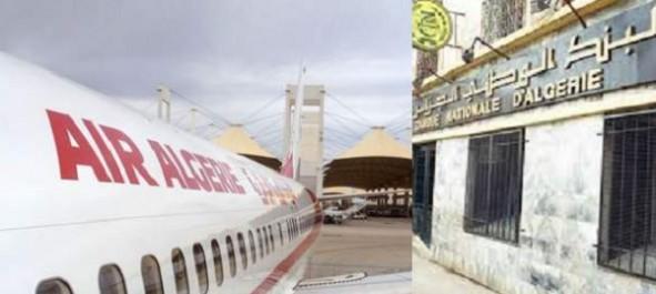 Le Directeur d'une agence BNA écroué pour détournement de fonds d'Air Algérie