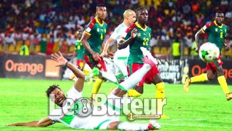 Cameroun 2 – Algérie 0 : Le Cameroun toujours bête noire !