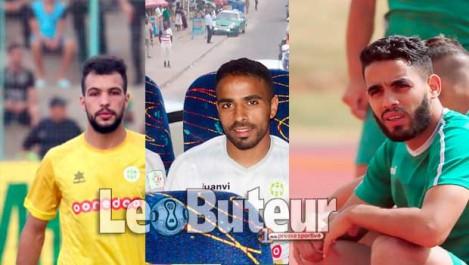 JSK : Boukhenchouche, Ferhani et Benaldjia concernés par le match de demain !