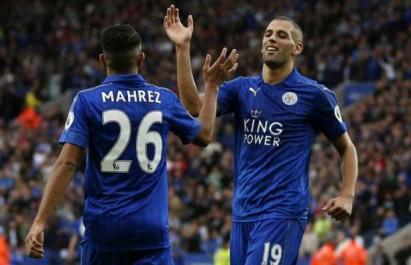 Leicester : Mahrez et Slimani connaissent le nom de leur nouvel entraineur