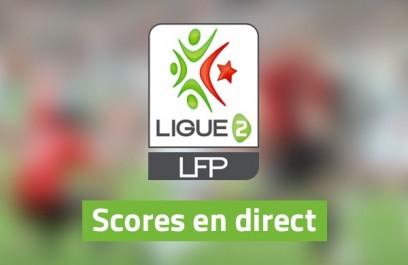 Football / Ligue 2 Mobilis (8e journée) : résultats et classement