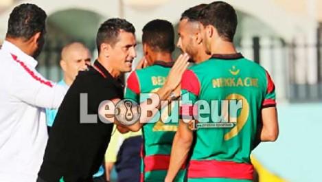 MCA : Saïfi : «Lorsqu'on gagne de la sorte, cela a un impact positif sur le mental des joueurs»