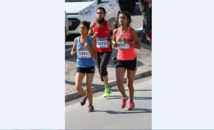 Arrêt sur image- au marathon d'imedghassen, la tolérance grand vainqueur