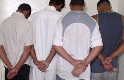 Contrebande: Arrestation de 6 narcotrafiquants et saisie de 124 kg de kif traité (MDN)