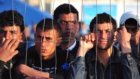 Des migrants Tunisiens en grève de la faim à Lampedusa pour protester contre leur «expulsion forcée»