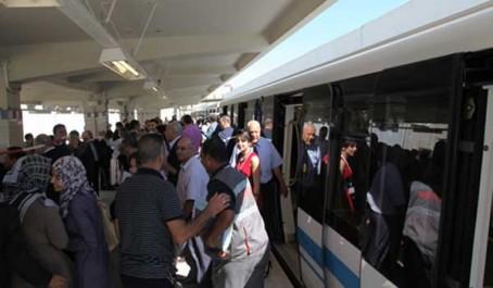 Algérie- Les réseaux de tram et de métro ont renforcé les capacités de transport urbain (document OBG)
