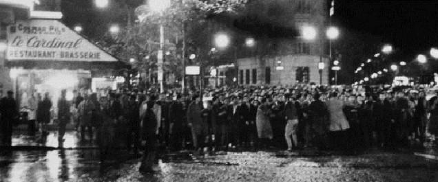17 octobre 1961: Macron appelé à se prononcer sur les massacres d'Algériens à Paris