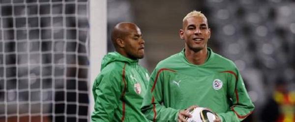 Algérie-Nigeria: Madjer écarte Mbolhi, Chaouchi fait son grand retour en sélection