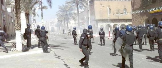 Des peines de 6 à 18 mois contre des accusés dans les violences de Ghardaïa