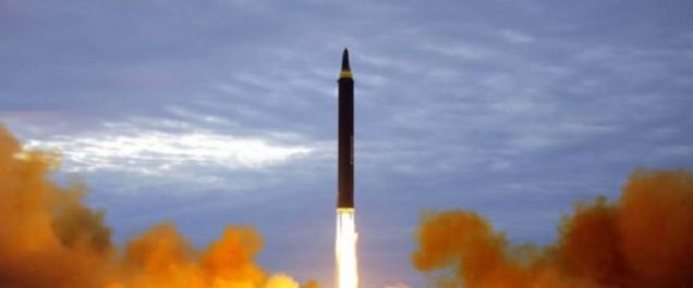 La Corée du Nord prépare un nouveau lancement de missile (presse)