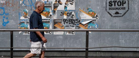 """Catalogne: à Santa Coloma, près de Barcelone, """"on est toujours en Espagne"""""""
