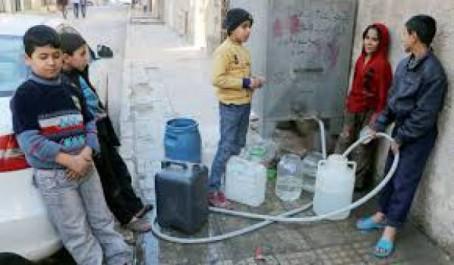 Tiaret : L'eau une fois par semaine pour Hamadia