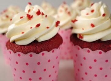 Recette: Cupcake Red velvet
