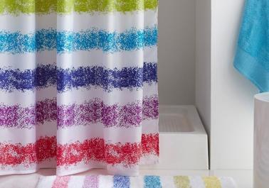 4 Astuces maison pour nettoyer efficacement son rideau de douche
