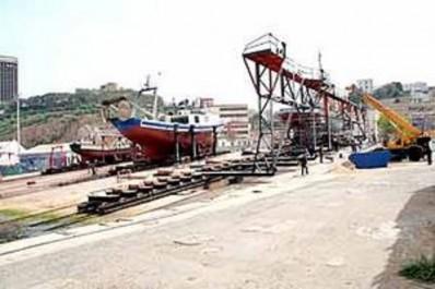 Algérie: Mise en exploitation du premier atelier de construction et de réparation navale de la wilaya d'El Tarf