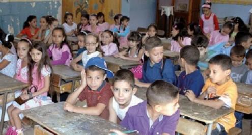 Surcharge des classes: Le problème sera résolu avec la levée du gel de projets d'écoles