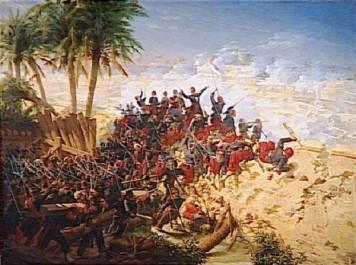Le rapatriement des crânes des chefs de la révolte des Zaâtcha