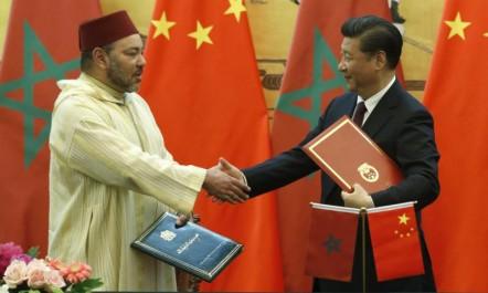 La Chine et le Maroc s'engagent à renforcer le partenariat stratégique