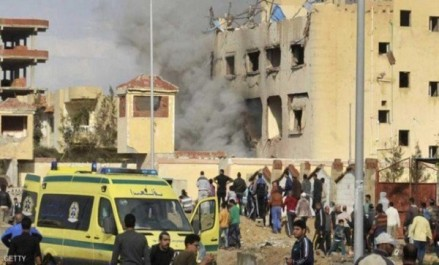 Egypte: 115 morts et 80 blessés dans l'attaque terroriste au Sinaï