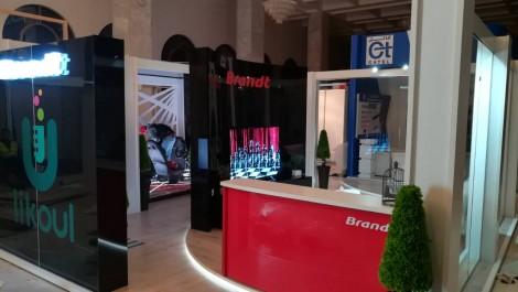 Brandt Algérie prend part au salon MED-IT El Djazair 2017