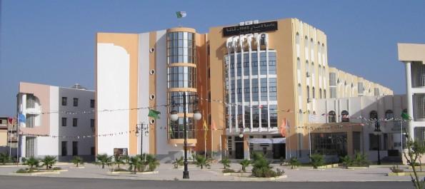Convention entre l'université de Guelma et le laboratoire  de recherche de l'université tunisienne de Manouba