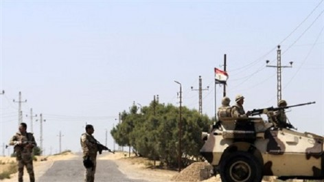 """Egypte : 11 """"terroristes"""" tués dans des combats avec les forces de sécurité"""