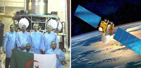 """L'Algérie lancera un satellite """"militaire''"""