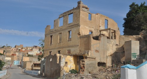 MOSTAGANEM : Tigditt : un patrimoine qui se meurt
