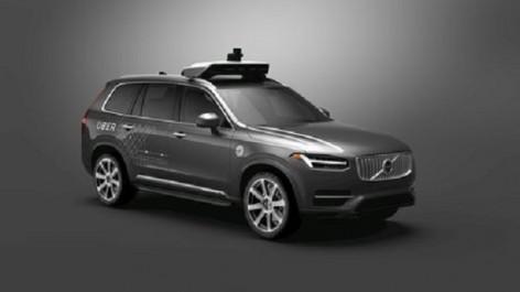 Conduite Autonome : Uber commande plus de 20.000 voitures chez Volvo Cars