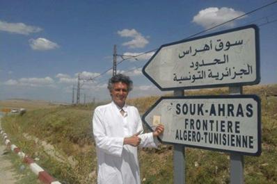 Nekkaz revient de la Tunisie