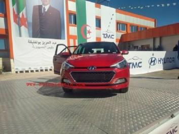 Tahkout Manufacturing Company : Début de commercialisation de la Hyundai i20 (Tarifs et fiche technique)