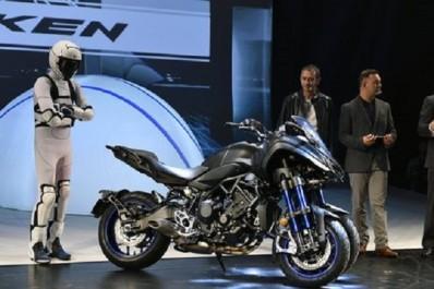 Eicma 2017 : Les nouveautés Yamaha 2018 présentées
