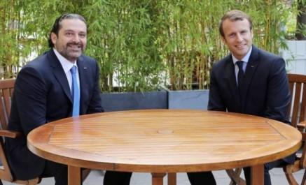 Macron invite Hariri et sa famille en France