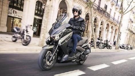 Prox4 : Le Yamaha X-Max 125cc ABS en disponibilité immédiate
