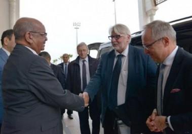 Le ministre polonais des Affaires étrangères entame une visite officielle en Algérie
