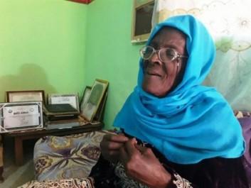 Mamma Djirani, première femme élue à une assemblée populaire communale