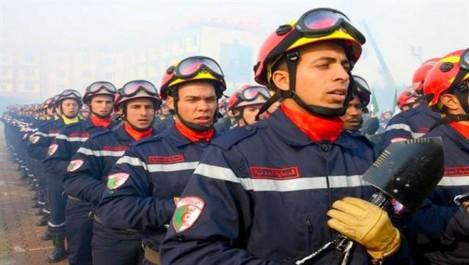 Mostaganem : Nouvel équipement pour la Protection civile