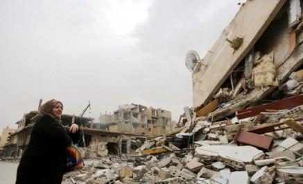 Syrie: 26 civils tués dans des bombardements du régime et de la Russie